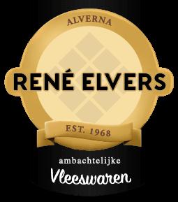 RENÉ ELVERS VLEESWAREN Logo